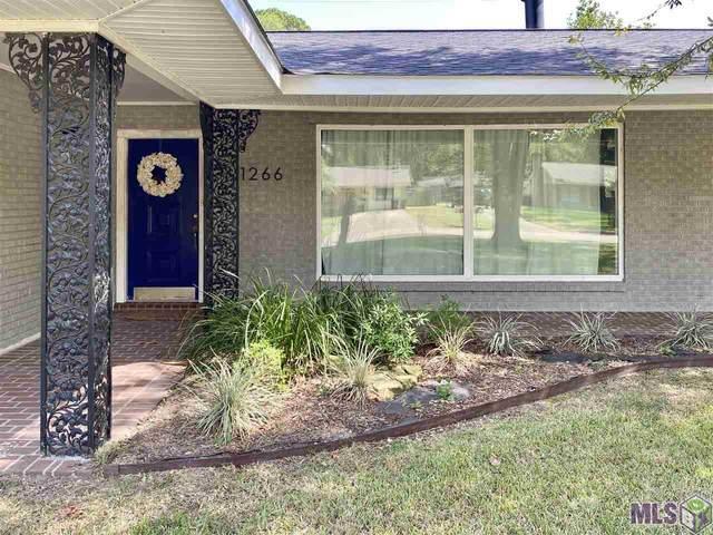 1266 Kimbro Dr, Baton Rouge, LA 70808 (#2020014783) :: Patton Brantley Realty Group