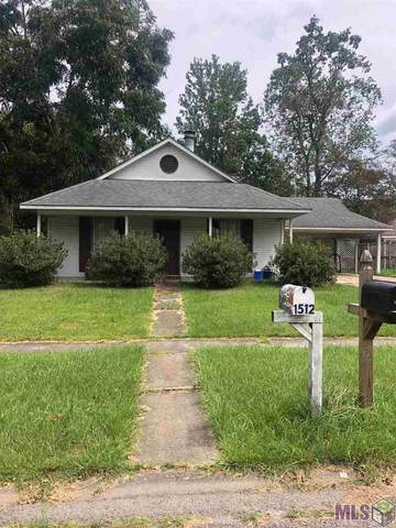1512 Bullrush Dr, Baton Rouge, LA 70810 (#2020014935) :: The W Group with Keller Williams Realty Greater Baton Rouge