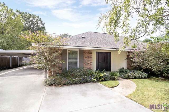12724 Mustang Ave, Baton Rouge, LA 70818 (#2020014937) :: Darren James & Associates powered by eXp Realty