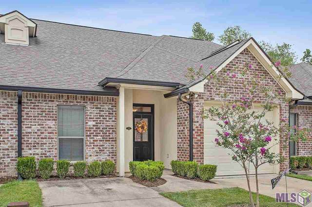 14251 Woodchase Ct #9, Prairieville, LA 70769 (#2020015019) :: The W Group with Keller Williams Realty Greater Baton Rouge