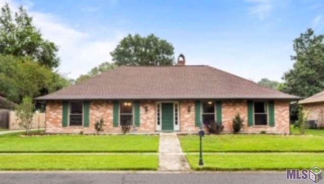 533 Oakford Dr, Baton Rouge, LA 70815 (#2020015079) :: The W Group with Keller Williams Realty Greater Baton Rouge