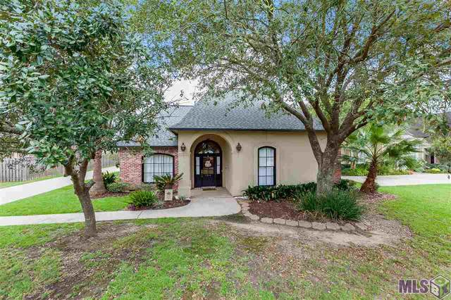 6016 Jonathan Alaric Ave, Gonzales, LA 70737 (#2020015103) :: The W Group with Keller Williams Realty Greater Baton Rouge