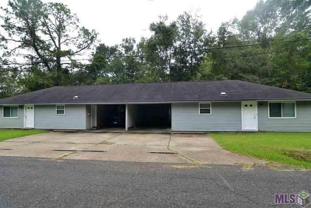 4660 & 4680 Lane, Zachary, LA 70791 (#2020015214) :: Smart Move Real Estate