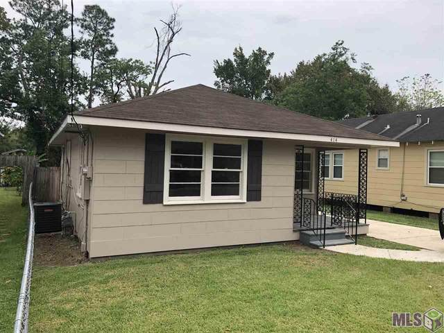 414 Connell St, Baton Rouge, LA 70802 (#2020015299) :: Patton Brantley Realty Group