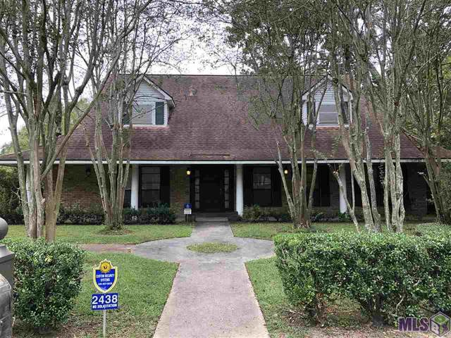 2438 Woodland Ridge Blvd, Baton Rouge, LA 70816 (#2020015335) :: Patton Brantley Realty Group