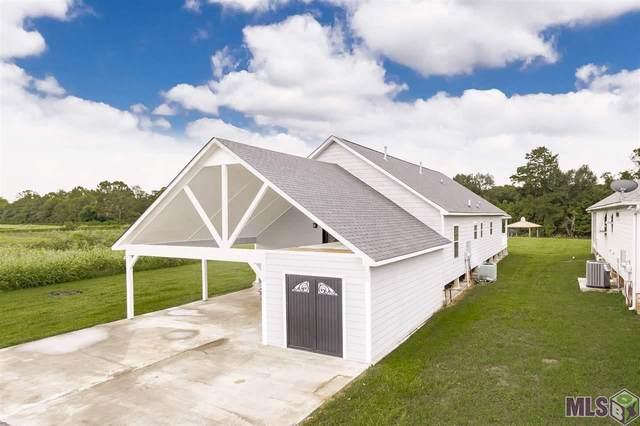 5669 Island Rd, Jarreau, LA 70749 (#2020015361) :: David Landry Real Estate