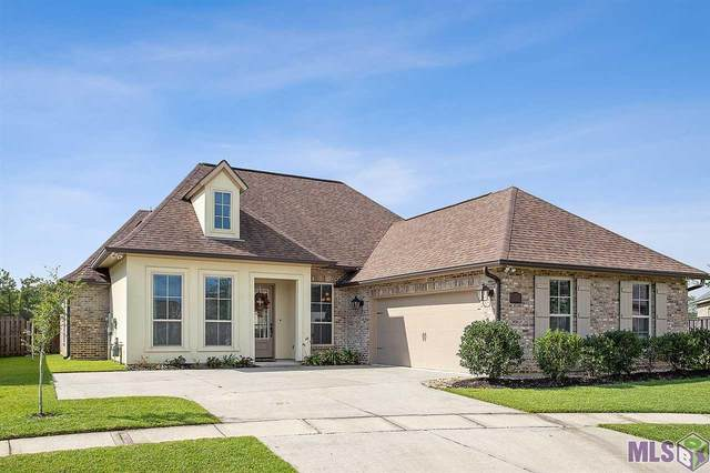 1300 Meadow Grove Ave, Zachary, LA 70791 (#2020015468) :: Patton Brantley Realty Group