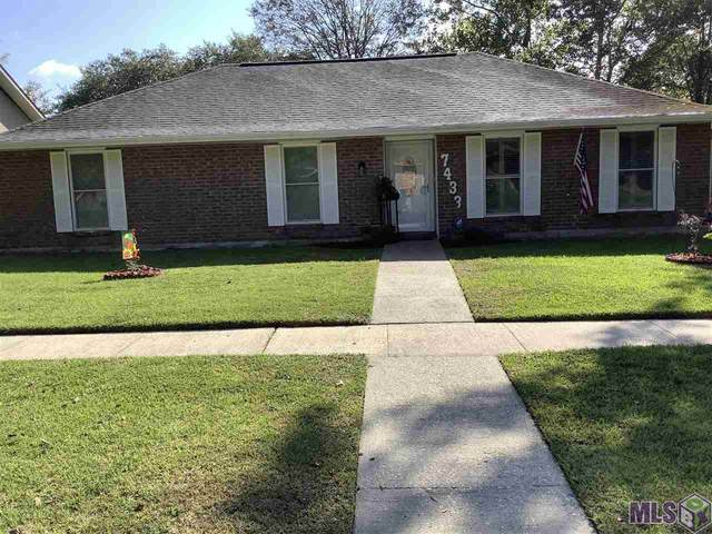 7433 Proxie Dr, Baton Rouge, LA 70817 (#2020015474) :: Patton Brantley Realty Group