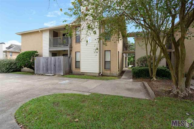 5233 Buttercreek Ln #8, Baton Rouge, LA 70809 (#2020015491) :: Patton Brantley Realty Group