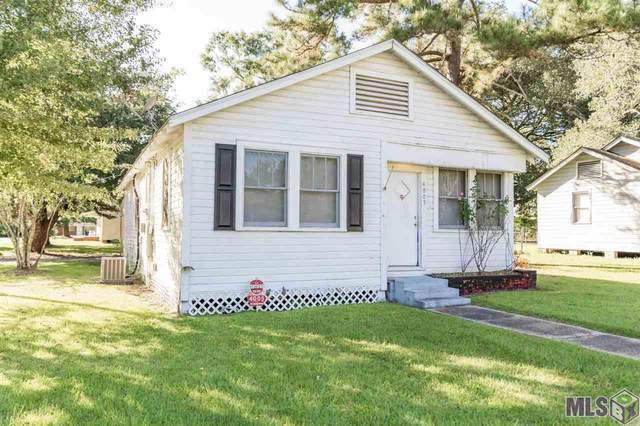 4005 Lee St, Zachary, LA 70791 (#2020015594) :: Patton Brantley Realty Group