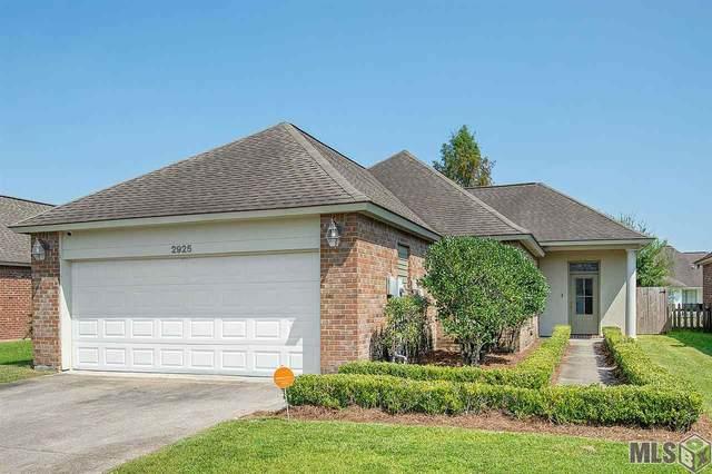 2925 Nicholson Lake Dr, Baton Rouge, LA 70810 (#2020015669) :: David Landry Real Estate