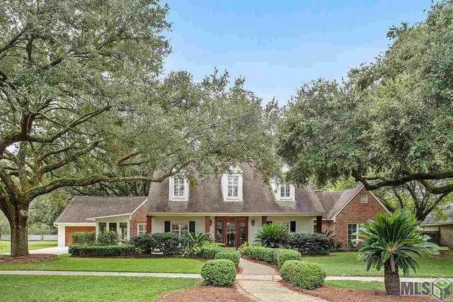 126 E Woodstone Ct, Baton Rouge, LA 70808 (#2020015746) :: Darren James & Associates powered by eXp Realty