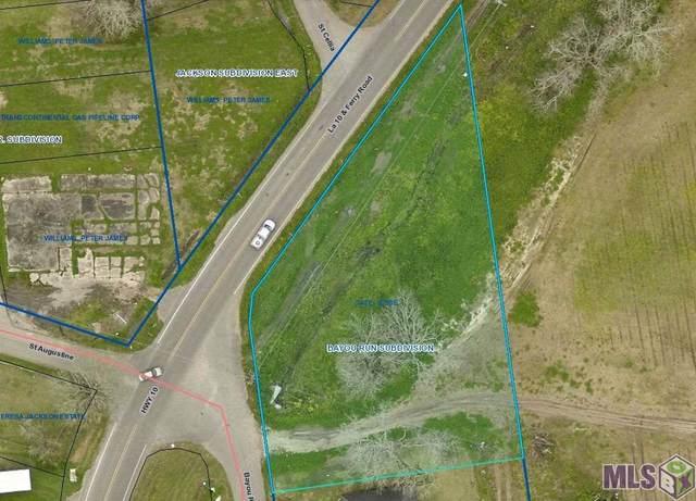 Lot 20 Bayou Run Dr, New Roads, LA 70760 (#2020015759) :: David Landry Real Estate