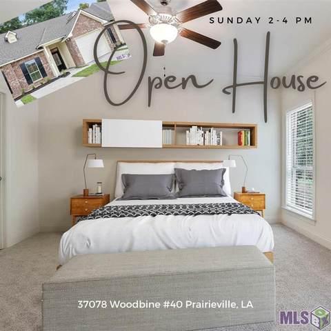 37078 Woodbine #40, Prairieville, LA 70769 (#2020015906) :: Darren James & Associates powered by eXp Realty