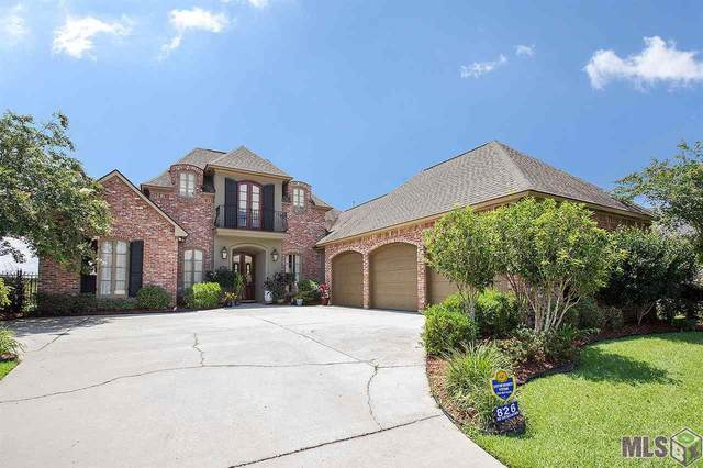 826 Fairwinds Ave, Zachary, LA 70791 (#2020015937) :: Patton Brantley Realty Group