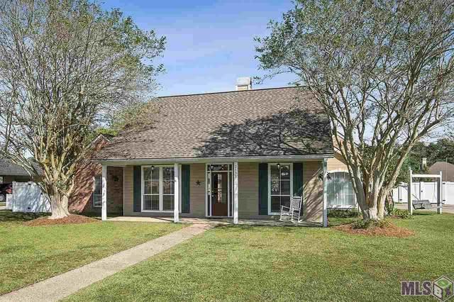 2133 W George St, Zachary, LA 70791 (#2020016163) :: Smart Move Real Estate