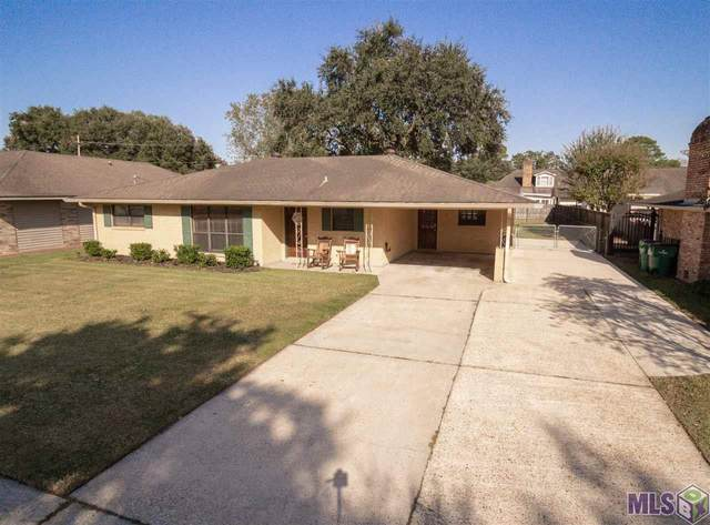 25327 Fenner St, Plaquemine, LA 70764 (#2020016192) :: Darren James & Associates powered by eXp Realty