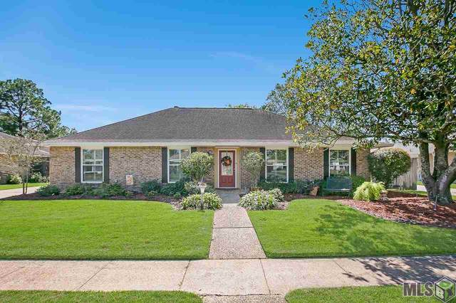 12616 Cyndal Ave, Baton Rouge, LA 70816 (#2020016232) :: David Landry Real Estate