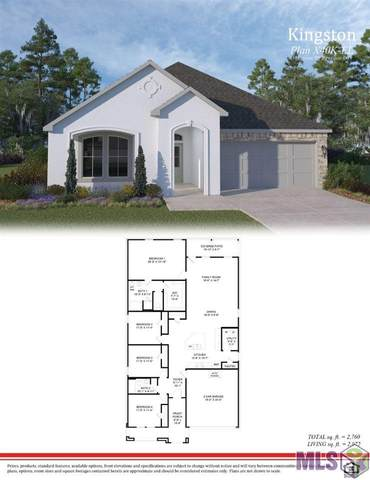 14131 Bellacosa Ave, Baton Rouge, LA 70817 (#2020016235) :: Patton Brantley Realty Group