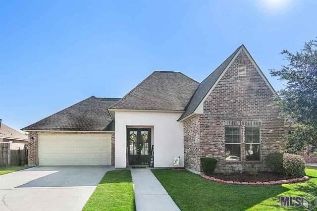 2706 Boudreaux Ave, Zachary, LA 70791 (#2020016280) :: Smart Move Real Estate