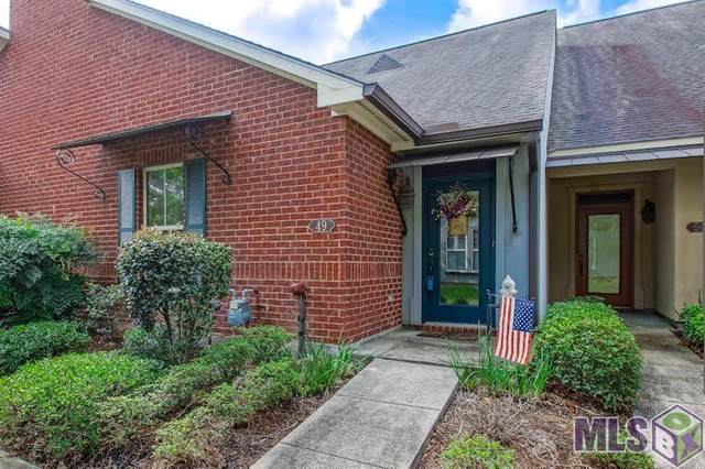 11110 Boardwalk Dr #49, Baton Rouge, LA 70816 (#2020016363) :: Patton Brantley Realty Group