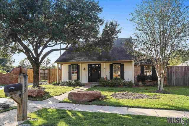 8434 Oak Creek Dr, Baton Rouge, LA 70810 (#2020016386) :: Darren James & Associates powered by eXp Realty
