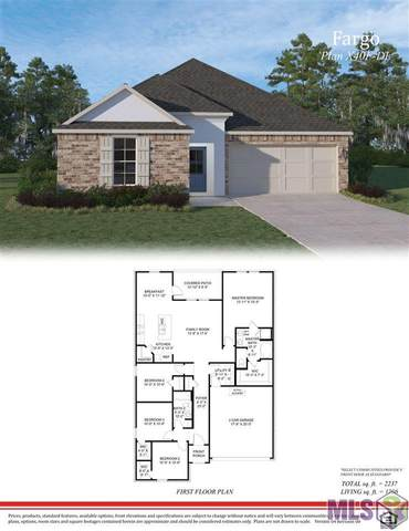 13950 Bellacosa Ave, Baton Rouge, LA 70817 (#2020016390) :: David Landry Real Estate
