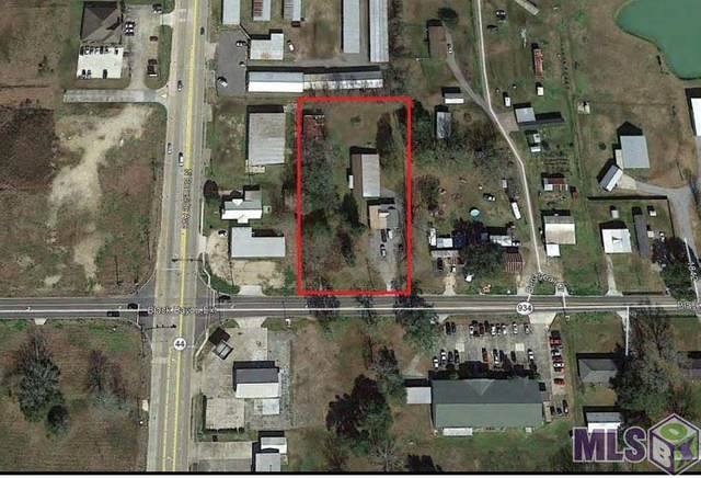 41028 Black Bayou Rd, Gonzales, LA 70737 (#2020016410) :: Darren James & Associates powered by eXp Realty