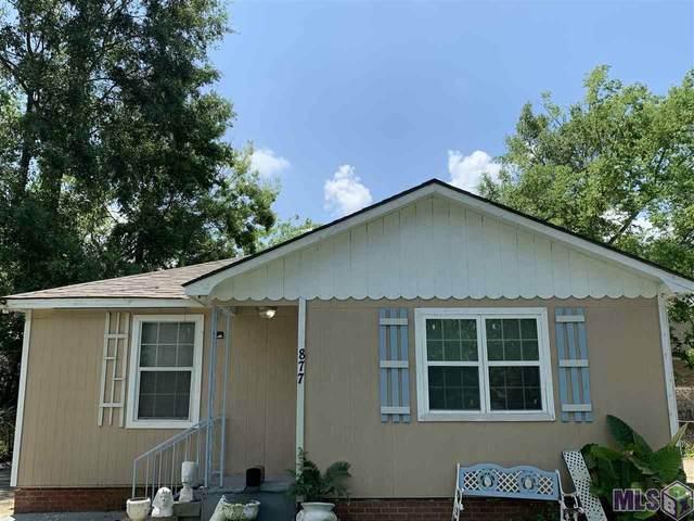 877 W Mckinley Dr, Baton Rouge, LA 70802 (#2020016428) :: David Landry Real Estate