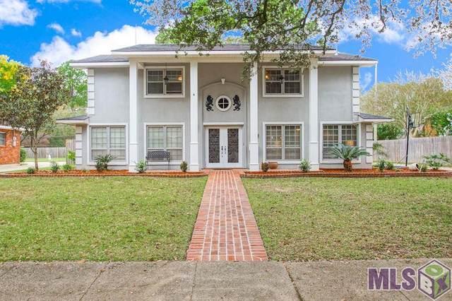 1663 Broadmoor Ct, Baton Rouge, LA 70815 (#2020016462) :: Darren James & Associates powered by eXp Realty