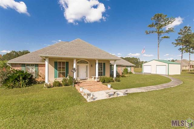 29765 Mary Kinchen Rd, Albany, LA 70711 (#2020016566) :: The W Group