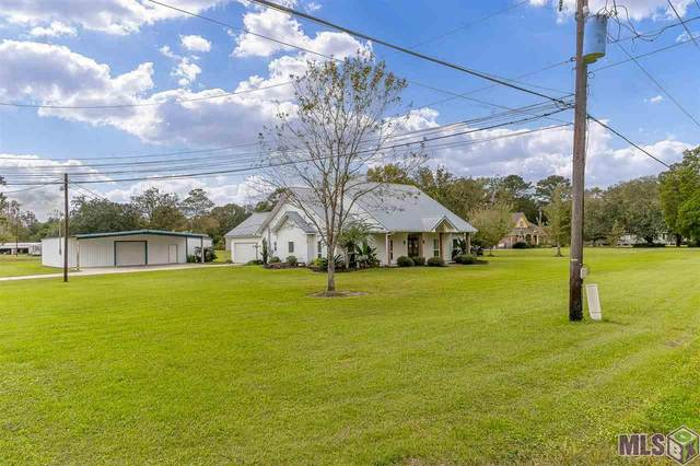 11169 Johnnie Mae Rd, Gonzales, LA 70737 (#2020016837) :: Darren James & Associates powered by eXp Realty