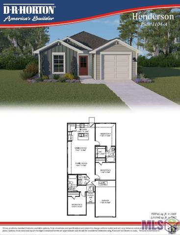 33431 Hyacinth St, Walker, LA 70785 (#2020016863) :: Darren James & Associates powered by eXp Realty