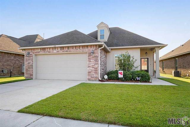 616 Greenwich Dr, Baton Rouge, LA 70820 (#2020016931) :: Darren James & Associates powered by eXp Realty