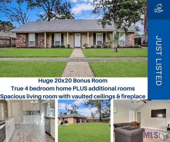 4911 Pine Hill Dr, Baton Rouge, LA 70817 (#2020016935) :: Darren James & Associates powered by eXp Realty