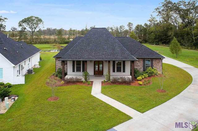 40230 Spring Place Ave, Gonzales, LA 70737 (#2020016957) :: Darren James & Associates powered by eXp Realty
