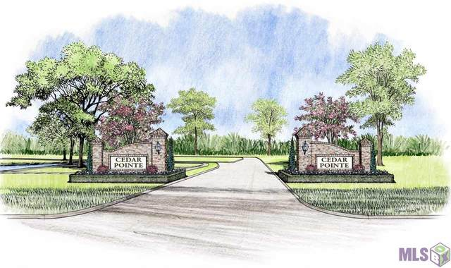 TBD 1 Cedar Quarters Dr, St Francisville, LA 70775 (#2020017024) :: Patton Brantley Realty Group