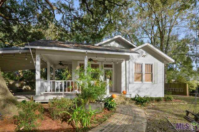 1415 Carter Ave, Baton Rouge, LA 70806 (#2020017037) :: The W Group with Keller Williams Realty Greater Baton Rouge