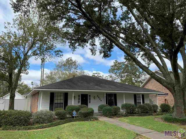 5524 Bayridge Dr, Baton Rouge, LA 70817 (#2020017045) :: The W Group with Keller Williams Realty Greater Baton Rouge