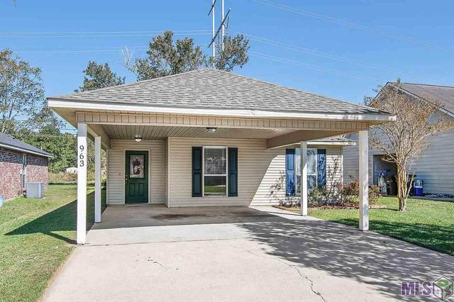 963 Meadow Glen Ave, Zachary, LA 70791 (#2020017193) :: Patton Brantley Realty Group