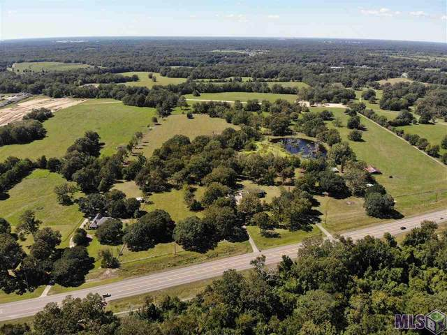 21915 Old Scenic Hwy, Zachary, LA 70791 (#2020017630) :: Darren James & Associates powered by eXp Realty