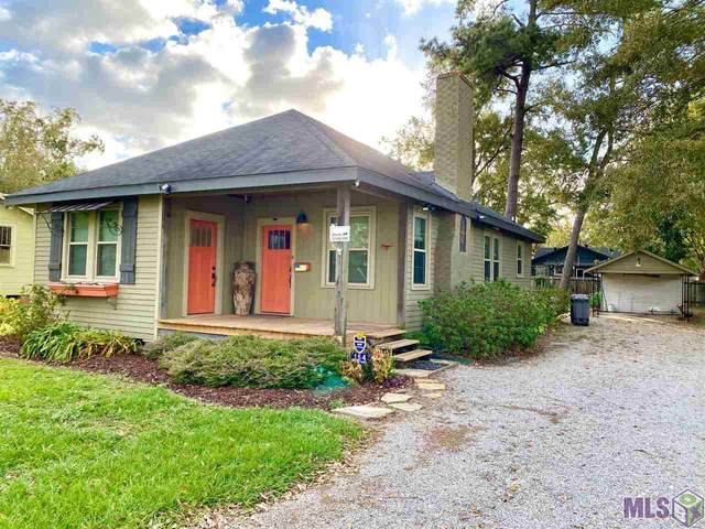 154 Richland Ave, Baton Rouge, LA 70806 (#2020017730) :: Darren James & Associates powered by eXp Realty