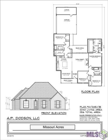 3212 Gladys Dr, Addis, LA 70710 (#2020017878) :: The W Group with Keller Williams Realty Greater Baton Rouge
