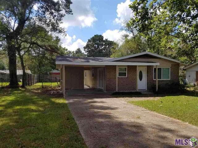 4510 Greenwood Ln, Baker, LA 70714 (#2020017907) :: Patton Brantley Realty Group
