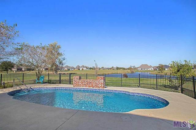 43088 Green Tree Ave, Gonzales, LA 70737 (#2020017960) :: The W Group with Keller Williams Realty Greater Baton Rouge