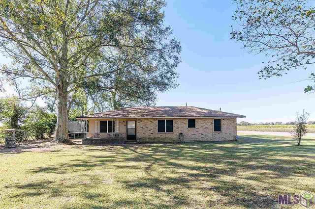 6445 Flynn Rd, Port Allen, LA 70767 (#2020018075) :: The W Group with Keller Williams Realty Greater Baton Rouge