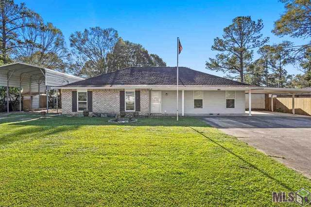 41157 2ND COLONIAL ST, Prairieville, LA 70769 (#2020018154) :: The W Group with Keller Williams Realty Greater Baton Rouge