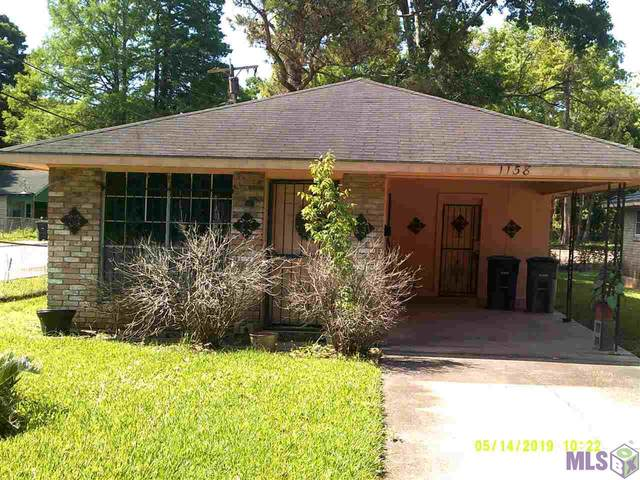 1158 E Polk St, Baton Rouge, LA 70802 (#2020018255) :: The W Group with Keller Williams Realty Greater Baton Rouge