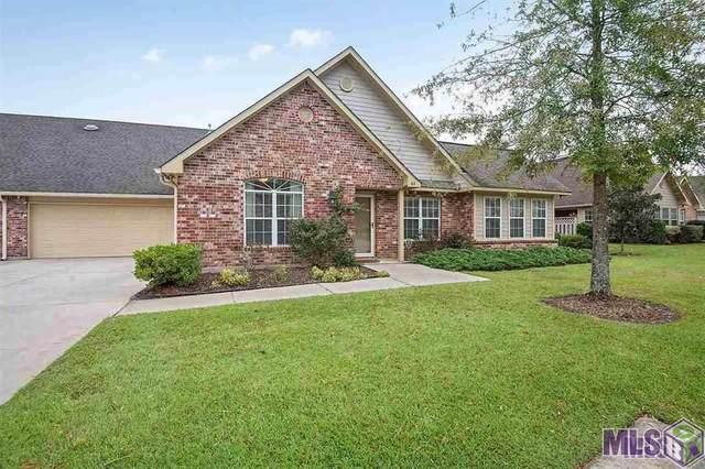 7111 Village Charmant #65, Baton Rouge, LA 70809 (#2020018351) :: RE/MAX Properties