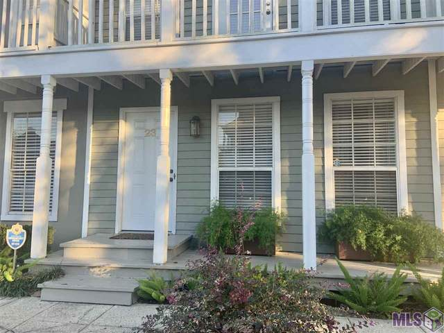 2210 Christian St #23, Baton Rouge, LA 70808 (#2020018358) :: Darren James & Associates powered by eXp Realty